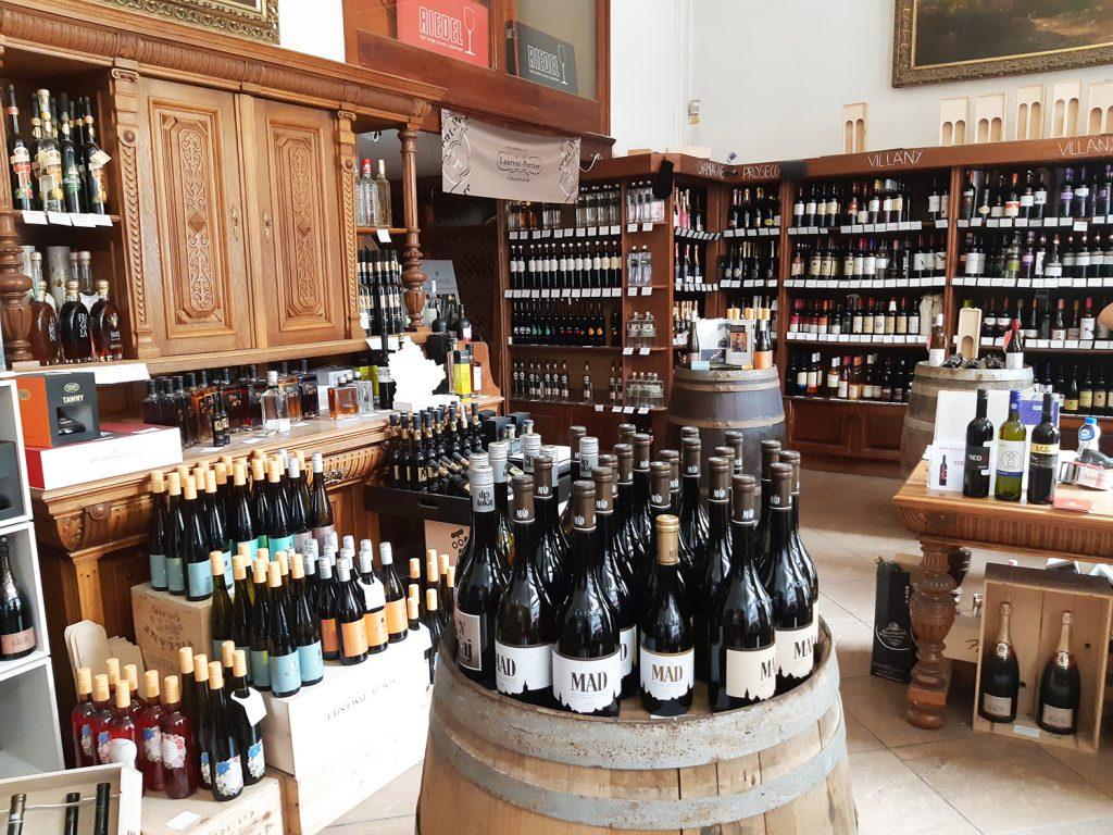 vinos y cavas mont marçal en budapest